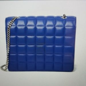 French Connection Laine Blue Crossbody Bag